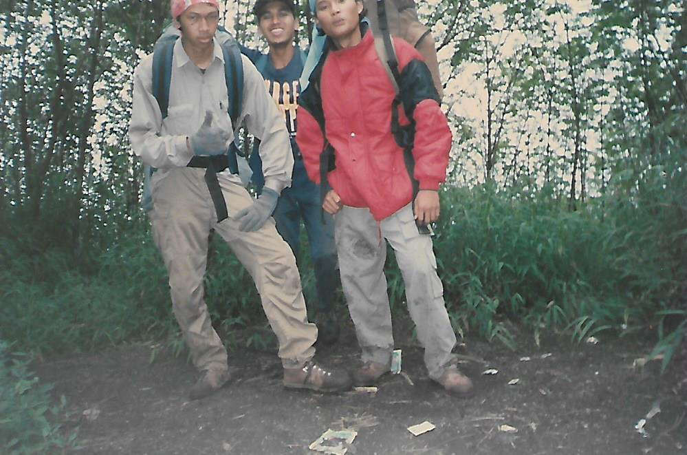 Catatan Lawas: Pendakian Slamet dan Sumbing Tahun 1994