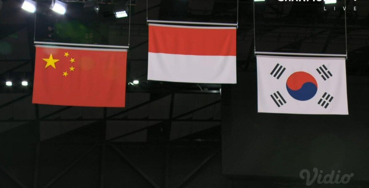 Terima Kasih Pahlawan Olahraga Indonesia !!!