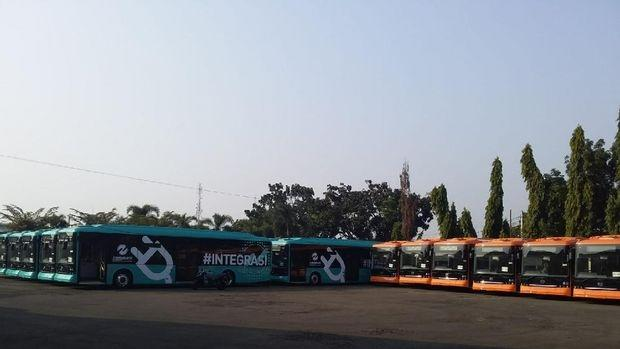 Intip Spesifikasi Bus Listrik TransJakarta, Bisa Melaju Seberapa Jauh?