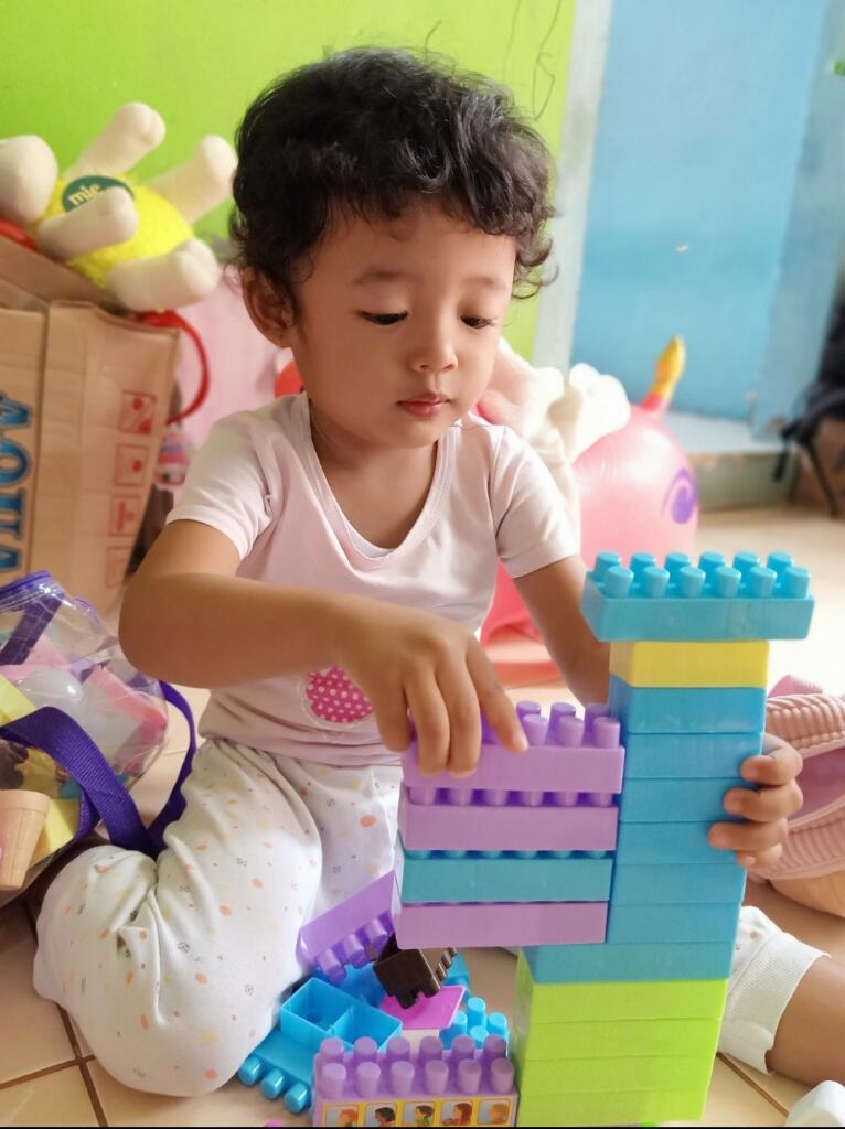 Serunya Lomba Merangkai LEGO untuk Merayakan Hari Kemerdekaan Indonesia