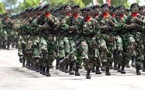Cara Mudah Melihat Tentara Taliban di Indonesia