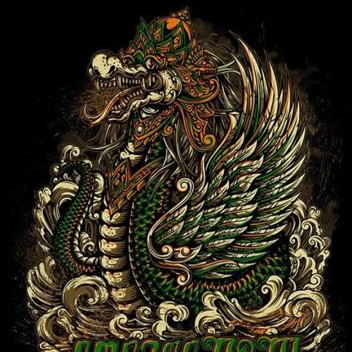 Antaboga, Hewan Naga Mitologi Nusantara Di Video Wonderland Alffy Rev