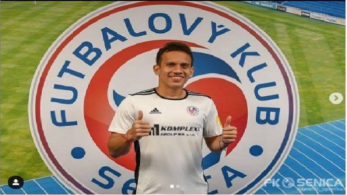 Debut Egy Maulana Vikri Di Liga Slovakia, Mengaggumkan!!