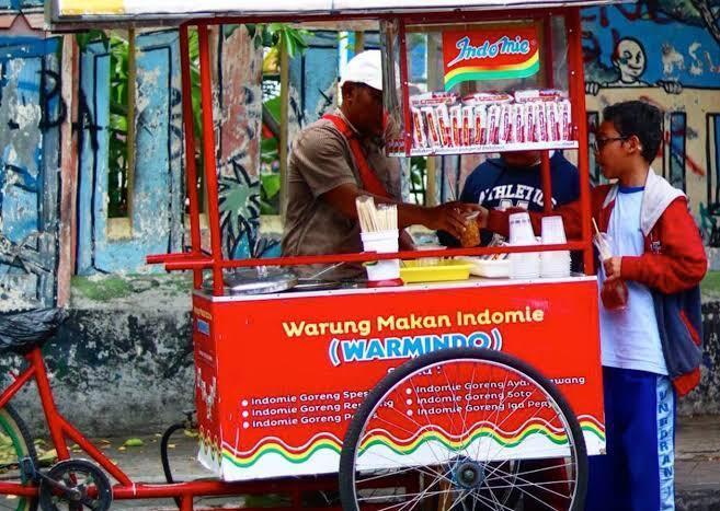 Warung Indomie Self Service, Konsepnya Gimana Yah?