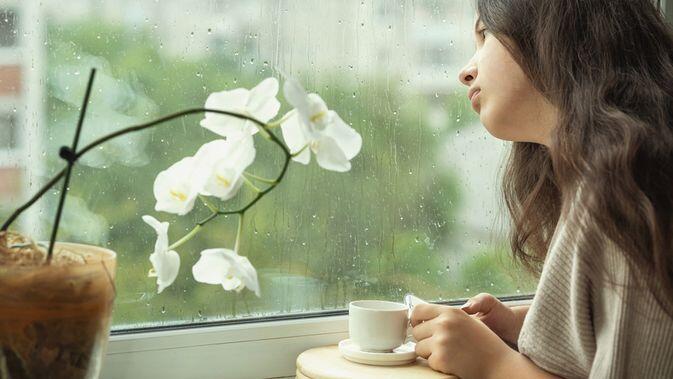 Kenapa kita Cenderung Mengantuk Ketika Turun Hujan?