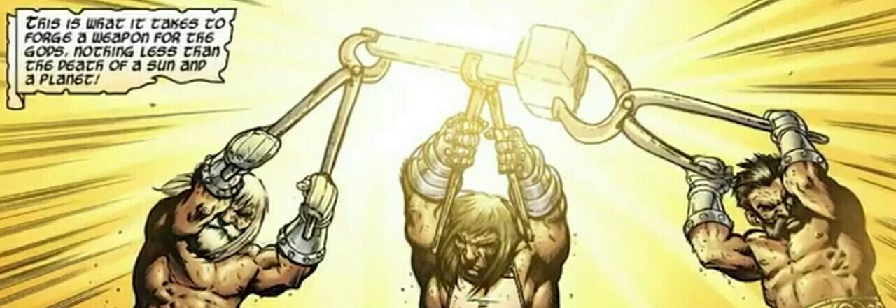 Siapa Yang Akan Menang Dalam Pertarungan Antara Wonder Woman (DC) VS Thor (Marvel)?