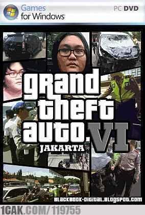 Seandainya Ada GTA Jakarta