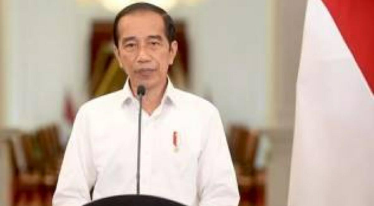 Jokowi Tegur Kapolri soal Mural: Saya Minta Jangan Berlebihan, Isinya Biasa Aja Kok