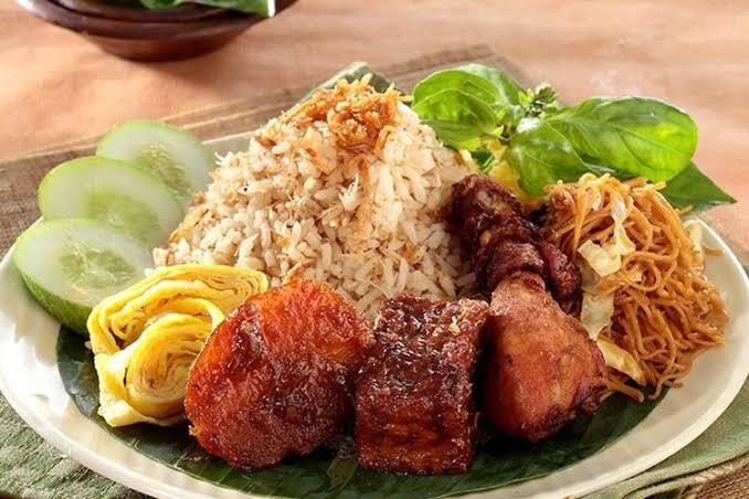 Beberapa Menu Nasi Khas yang Ada di Indonesia! Agan, Lebih Pilih yang Mana?