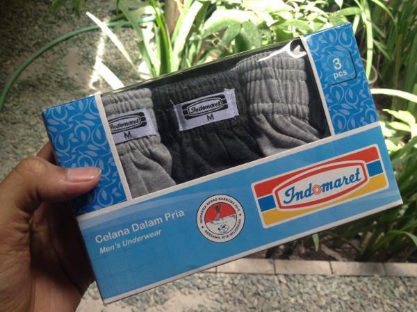 Inilah Alasanya Celana Dalam Pria Banyak Dijual Dalam kemasan Kotak Box