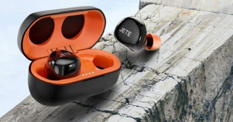 Earbuds TWS JETE T7 Series, Suara Menggelegar Fitur Anti-Ambyar!