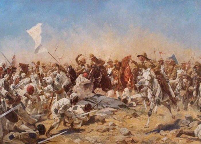 Lawan-lawan Tentara Inggris di seluruh Dunia