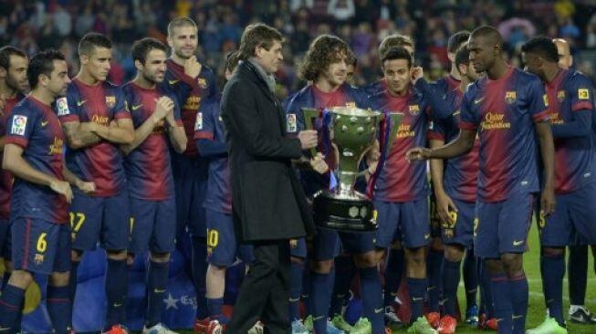 Mengenang Tito Vilanova, Pelatih Barcelona yang Meninggal karena Kanker