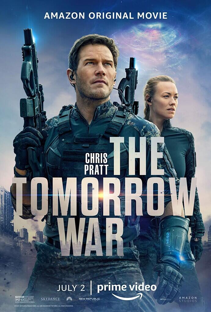 Masa Depan Butuh Bantuan di The Tomorrow War (2021)