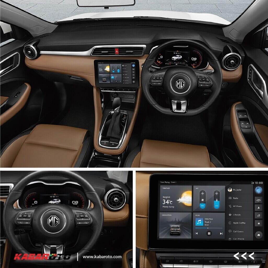 Profil New MG ZS Activate, Tipe Terendah Masih Terasa Premium