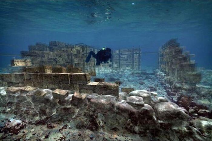Bak Atlantis, Inilah 5 Kota yang Tenggelam ke Dasar Laut. ANEH TAPI NYATA!