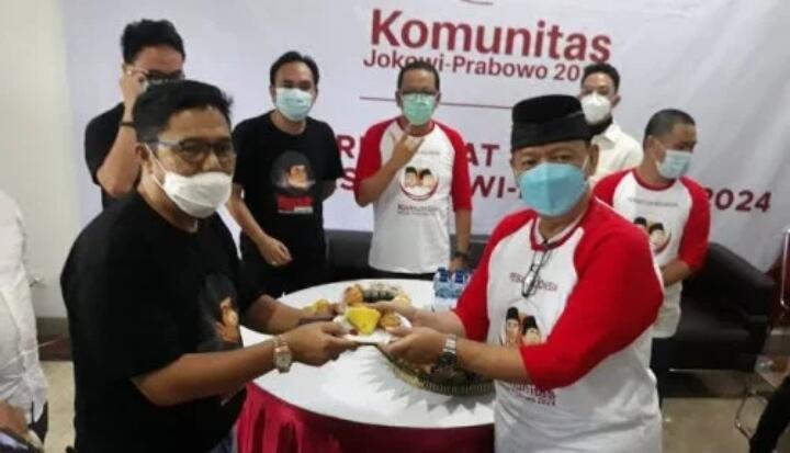 M.Qodari Ngotot Banget Jokowi Jabat 3 Periode: Untuk Kepentingan Bangsa dan Negara