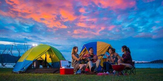 Beberapa Poin Ini Akan Terjadi Jika Kalian Memutuskan Untuk Camping