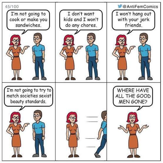Feminisme, Tujuan Dan Kekeliruannya Di Masa Kini