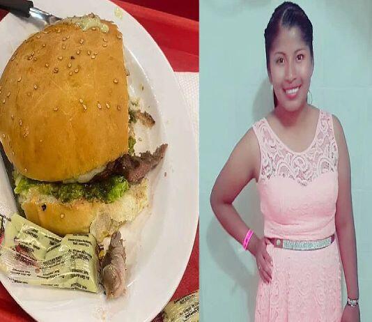 Setelah Viral-nya Penemuan Jari Dalam Burger, Polisi Pun Beberkan Faktanya