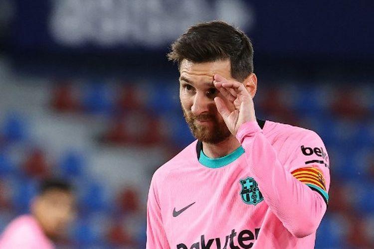 Dilabeli Bak Tiran, Lionel Messi Pernah Ngambek Seminggu Cuma Gara-gara Hal Ini