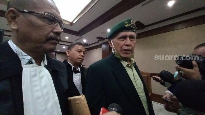 TOK! Kivlan Zen Divonis Penjara 4 Bulan 15 Hari, Kasus Senjata Ilegal