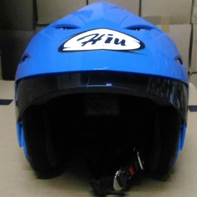 Ini Nih! Helm yang di Sukai Para Maling