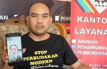 """""""Pak Presiden, Pulangkan Saya ke Indonesia, Saya Sudah Tidak Kuat Lagi, Pak"""""""