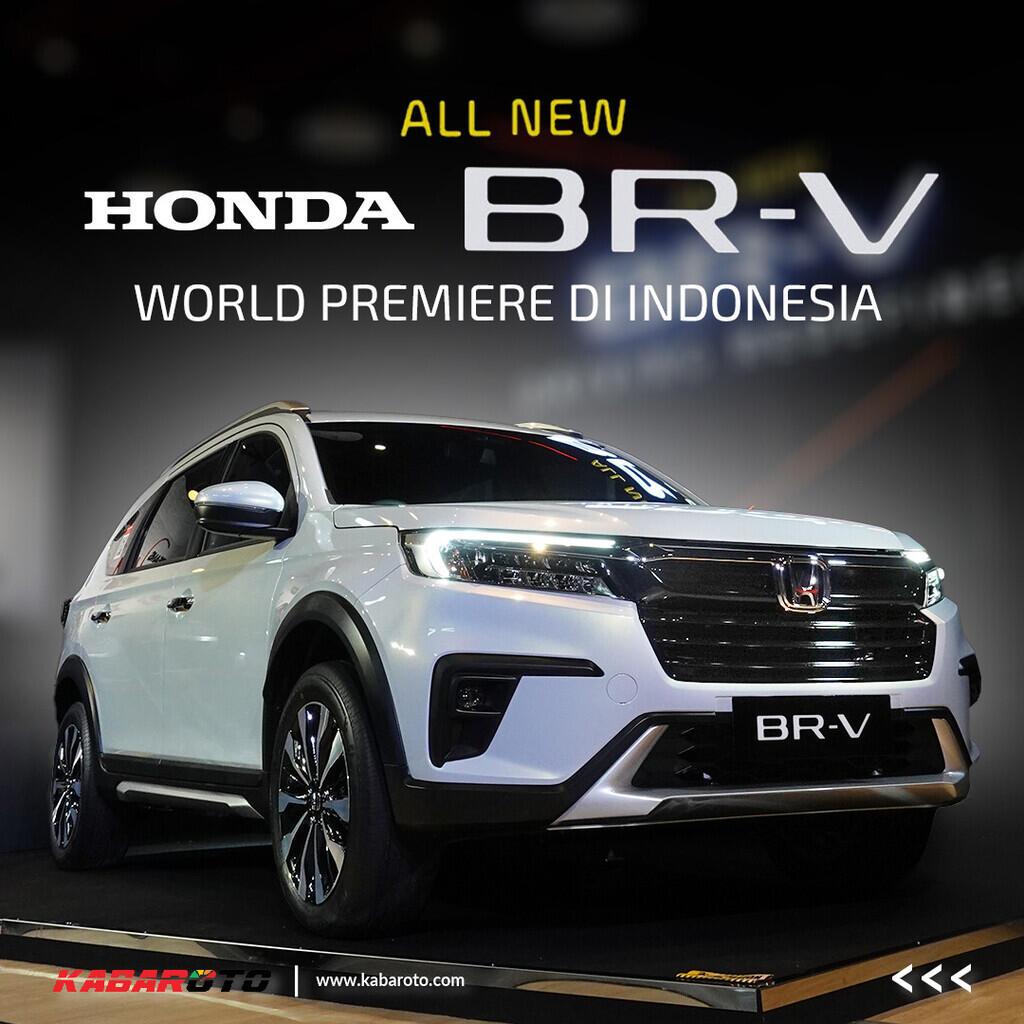 Bedah Fitur Setiap Varian All New Honda BR-V