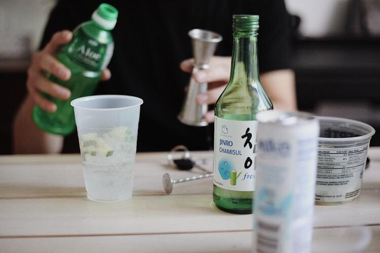 Kilas Balik Soju Hingga Jadi Minuman Populer Se - Korea