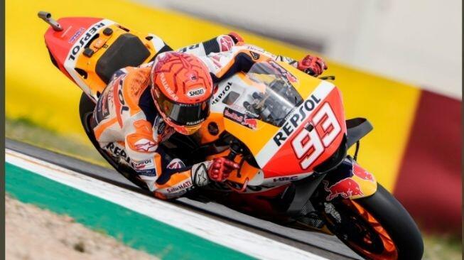 Pembalap Top MotoGP Rossi & Marc Marquez, Komentari Soal Balapan di Sirkuit Mandalika
