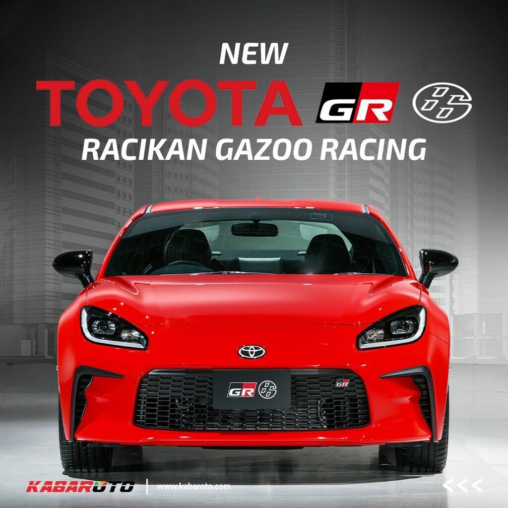 Profil: Toyota GR 86