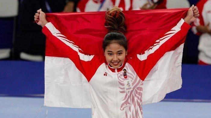 5 Atlet Cantik Yang Berhasil Menarik Perhatian Publik Di PON XX Papua