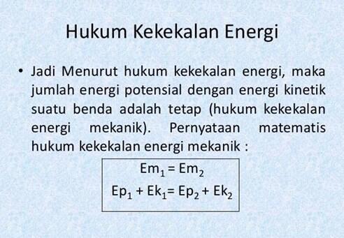 Menurut Hukum kekekalan Energi, Makhluk Hidup Mati Bukan ke Surga atau Neraka!