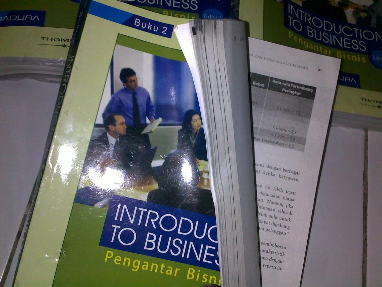 Introduction to business pengantar bisnis jeff madura