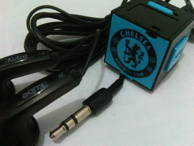 Cubus Music Box MP3 Player Edisi Bola