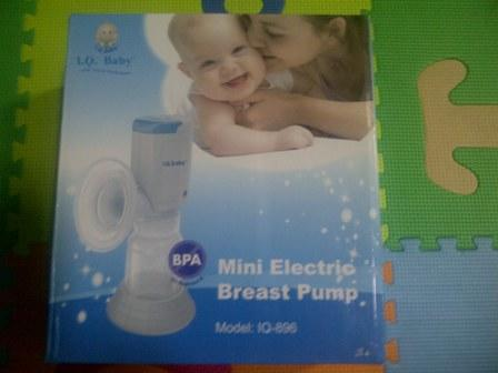 Breast Pump Pompa Asi Little Giant Unimom Tommee Pigeon Chicco Medela Avent BANDUNG