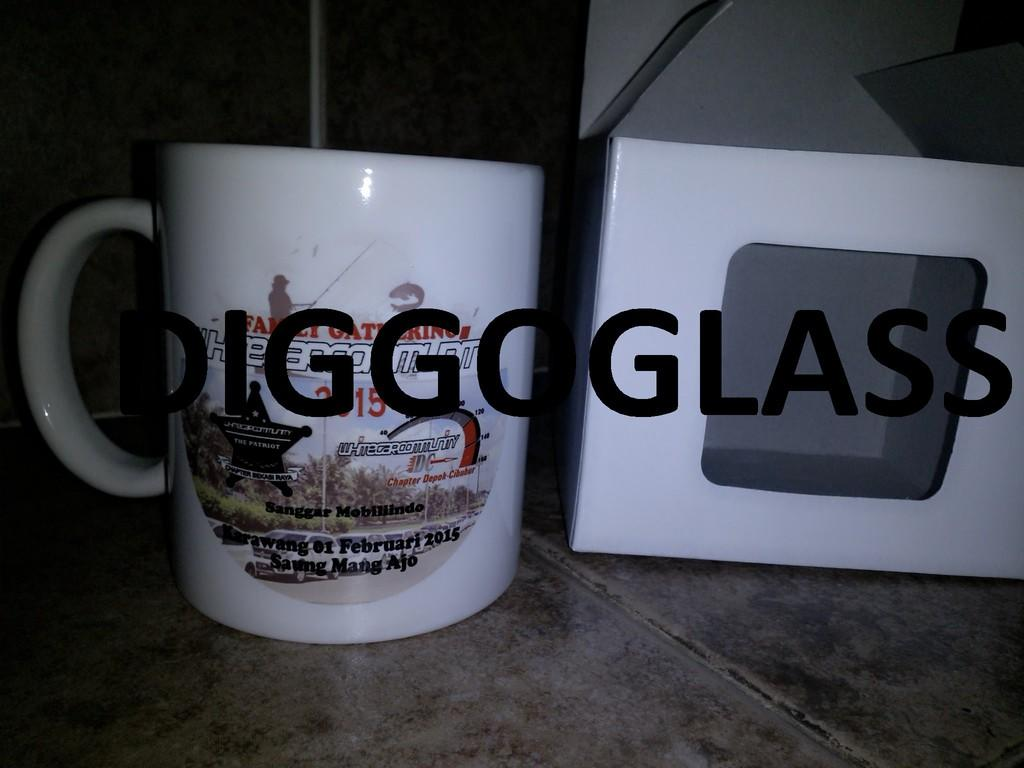 [JASA MURAH-MERIAH] MUG SABLON, GELAS SABLON, PRESS MUG, COATING
