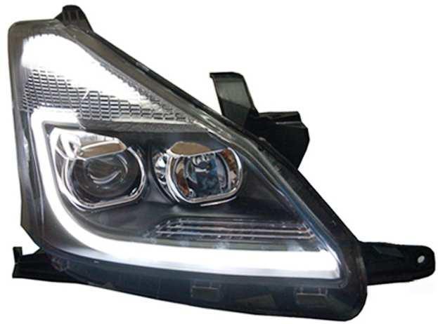 headlamp & stoplamp LED, Panel Interior, alarm, klakson, Muffler, Engine Starter