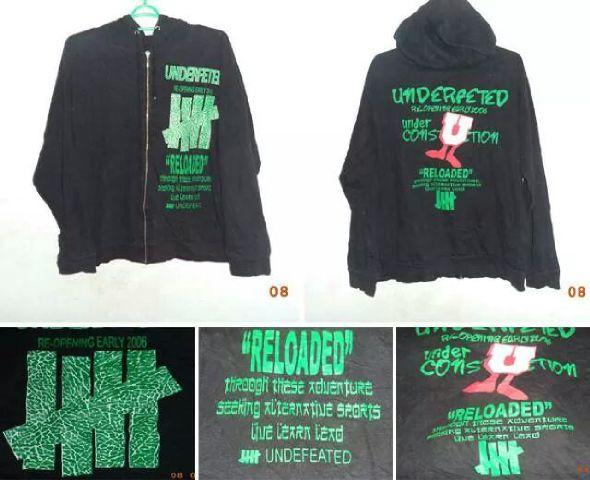 a05743e65ad3 Terjual jual hoodie undefeated