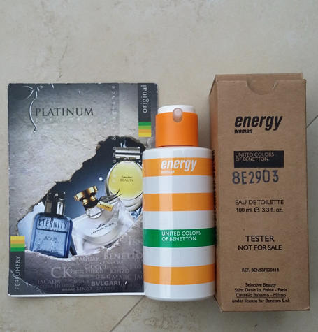 Parfum Original Benetton All Item