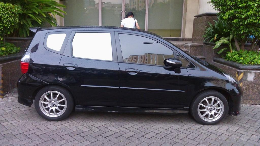 Honda Jazz Vtec Sporty 2008 AT