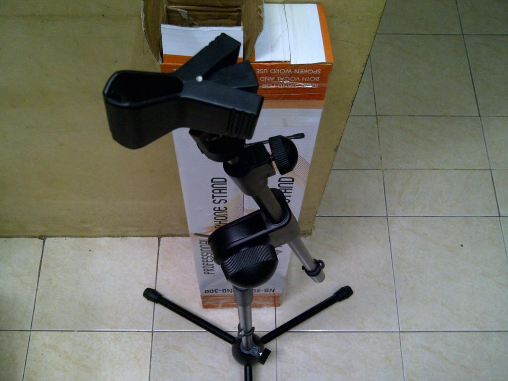 Jual Accecories Microphone,Foam Sponge,Ring/Stopper,Holder,Stand (Cable/Wireless),New
