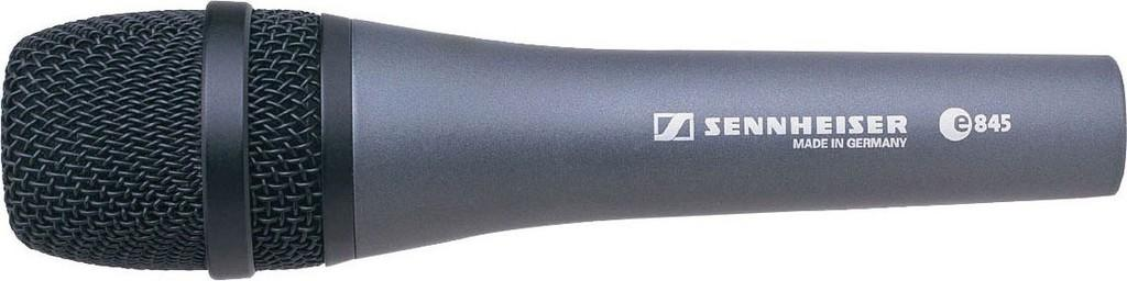 """Jual Mic/Microphone,Cable/Wireless """"SENNHEISER"""" (For :Vokal / Drum) NEW."""