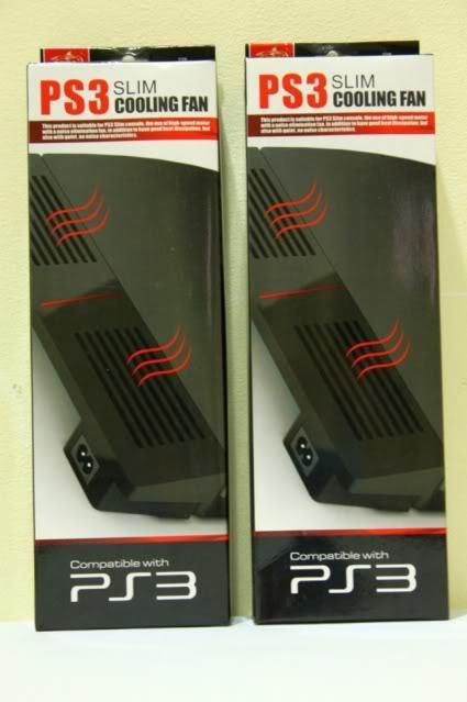 •★•[WTS] PS3 Slim Cooling Fan / PS3 Cooler •★•