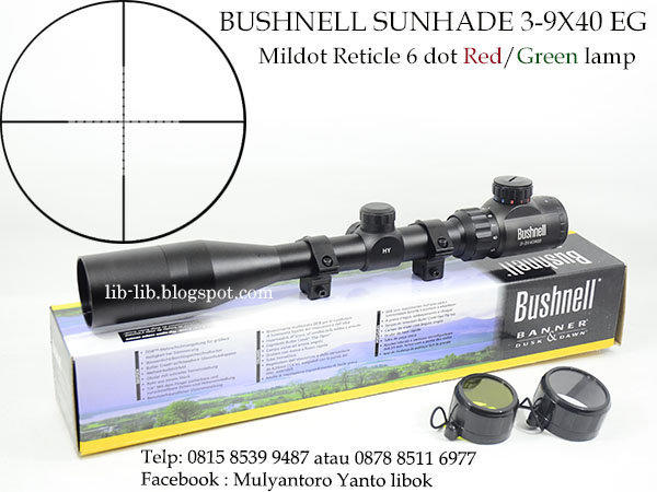 jual scope leupold m4 3,5-10x40 murah