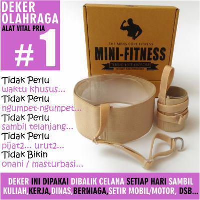 MiNifitNesS Tension-Kit adalah Supporter Olah-Raga Mr.DICK menguatkan ereksi,big LONG