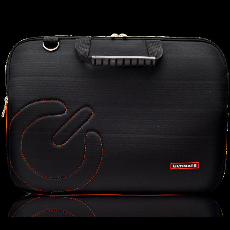 Hitam Murah Source · Jual Ultimate Tas Laptop Cover Softcase Notebook Double Slim .