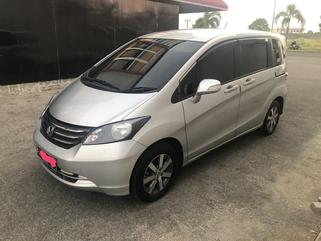 honda freed karawang | waa2