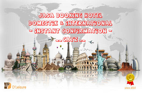 Jasa Booking Hotel via Agoda